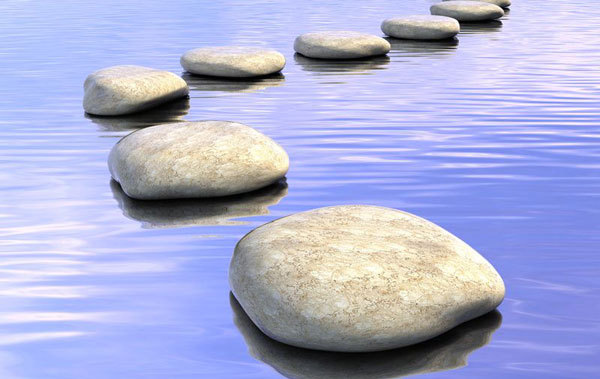 Stepping Stones of the Transformational Journey